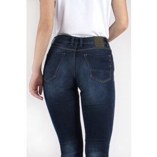 Damenjeans Amy Bootcut Herbal Blue
