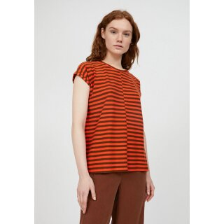 Shirt JAARIN KNITTED STRIPE