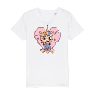 Kinder T-Shirt - Unicorn Anime