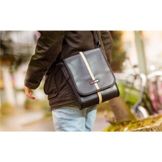 Jack - Umhängetasche DIN A4 längs / Vertical Messenger Bag